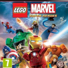 Joc consola Warner Bros Lego Marvel Super Heroes Essentials PS3 - Jocuri PS3