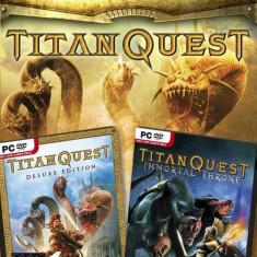 Joc PC THQ Titan Quest Gold Edition - Jocuri PC Thq, Role playing, Single player