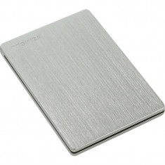 Hard disk extern Toshiba Canvio Slim 1TB 2.5 inch USB 3.0 Silver - HDD extern