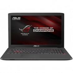Laptop Asus ROG GL752VW-T4015D 17.3 inch Full HD Intel Core i7-6700HQ 8GB DDR4 1TB HDD nVidia GeForce GTX 960M 4GB Black
