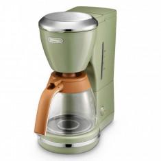 Cafetiera Delonghi ICMOV 210.GR Icona Vintage 1000W 1.25l verde