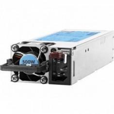 Sursa server HP HP 500W FS PLAT HT PLG PWR SUPPLY KIT