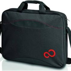 Fujitsu Casual Entry 15.6 inch - Geanta laptop Fujitsu, Geanta, Nailon, Negru