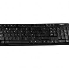 Tastatura Vakoss Msonic MK122UKC Black - Tastatura PC