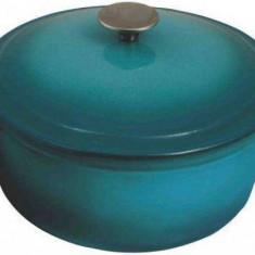 Cratita Heinner D25.5CMX12.9cm 5.8 litri Fonta + Capac