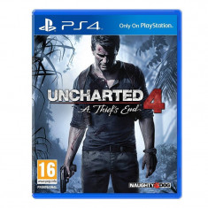 Joc consola Sony Uncharted 4 A Thief's End PS4