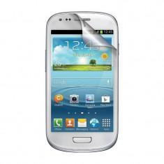 Folie protectie Tellur pentru Samsung Galaxy S3 Mini i8190 - Folie de protectie