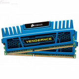 Memorie Corsair Vengeance Blue 8GB DDR3 1600Mhz Dual Channel, DDR 3, 8 GB