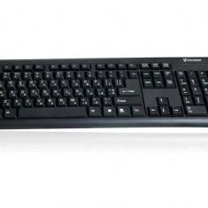 Tastatura Vakoss TK-204UK Black
