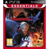 Joc consola Capcom DEVIL MAY CRY 4 ESSENTIALS PS3 - Jocuri PS3 Capcom, Actiune, 16+