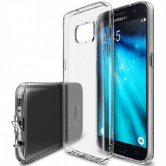 Husa Protectie Spate Ringke Air Crystal View plus folie protectie pentru Samsung Galaxy S7 - Husa Telefon