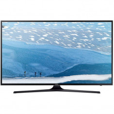 Televizor Samsung LED Smart TV UE43 KU6072 109 cm Ultra HD 4K Black - Televizor LED Samsung, 108 cm