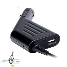 DBX adaptor priza auto pentru Samsung 19V/4.74A priza USB - Cablu PC