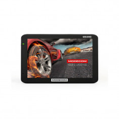 GPS Modecom FreeWAY MX4 HD, Fara harta