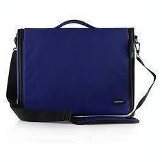 Geanta Laptop Modecom Torino Blue 15.6 inch, Nailon, Albastru