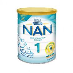 Lapte praf sugari NESTLE Nan1 800g de la nastere - Lapte praf bebelusi
