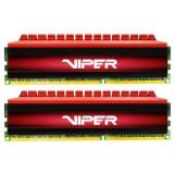 Memorie Patriot Viper 4 Red 16GB DDR4 2400 MHz CL15 Dual Channel Kit - Memorie RAM