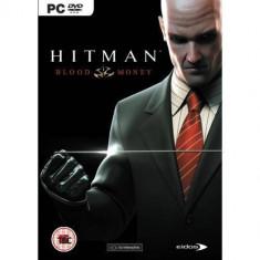 Joc PC Eidos Hitman Blood Money - Jocuri PC Square Enix, Role playing, 18+, Single player