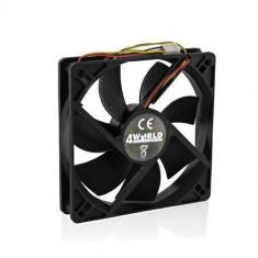 Ventilator pentru placa video 4World 50mm negru - Cooler PC