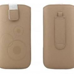 Toc OEM TSSAMGS3CAP Slim cappucino pentru Samsung Galaxy S3 I9300 - Husa Telefon