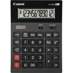Calculator de birou Canon AS-2200