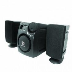Sistem audio 2.1 Serioux BooM 1116 black