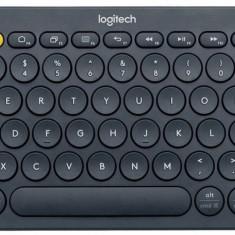 Tastatura Logitech K380 Bluetooth Dark Grey, Fara fir