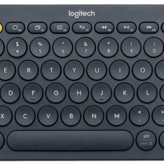 Tastatura Logitech K380 Bluetooth Dark Grey, Fara fir