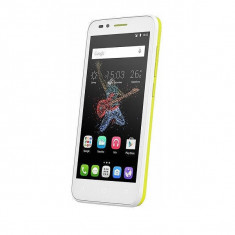 Telefon mobil Alcatel One Touch 7048X Go Play 8GB 4G White Lime - Telefon Alcatel