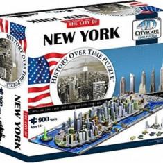 Puzzle 4D Cityscape New York