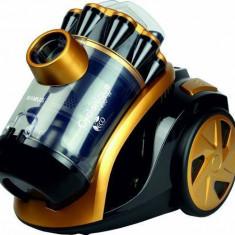 Aspirator Samus Cyclonique-Eco 2 Litri 1400W Auriu