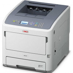 Imprimanta laser alb-negru Oki B721DN, DPI: 1200, A4, 45-50 ppm