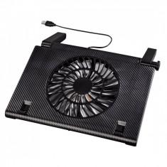 Cooler laptop Hama 54116 Carbon Look - Masa Laptop