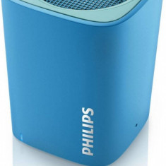 Boxa portabila Philips BT100A/00 wireless 2W blue