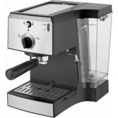 Espressor cafea Arielli KM-470 BS 1470W 15 Bari 1.5 Litri Negru/Argintiu