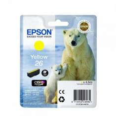 Cartus cerneala Epson T26144010 yellow 4.5ml