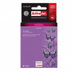 Consumabil ActiveJet Cartus LC 985M XL Magenta compatibil Brother - Cartus imprimanta