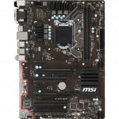 Placa de baza MSI H110 PC MATE Intel LGA1151 ATX