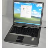 "Laptop Dell D505 14"" 1.6GHz 1GB RAM 40 GB HDD WiFi DVD-Rom, Intel Centrino, Sub 80 GB"