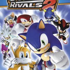 Joc consola Sega Sonic Rivals 2 - PSP - Jocuri PSP Sega, Actiune, 12+