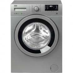 Masina de spalat rufe Beko WKY71033LSYB2 A+++ 1000 rpm 7kg argintie, A+++