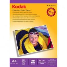 Hartie foto Kodak lucioasa A4 230g - Hartie foto imprimanta