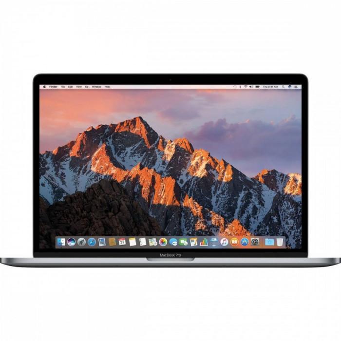Laptop Apple MacBook Pro 15.4 inch Intel Core i7 2.6GHz 16GB RAM 256GB SSD Radeon Pro 450 2GB Space Grey foto mare