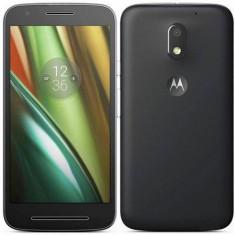 Smartphone Lenovo Moto E3 Single Sim 8GB 4G Black - Telefon mobil Lenovo