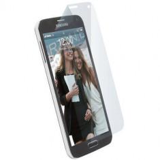 Folie protectie Krusell 20198 Anti Zgarieturi pentru SAMSUNG Galaxy S5 - Folie de protectie