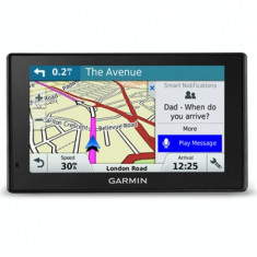 Sistem de navigatie Garmin DriveSmart 50 LM 5.0 harta Full Europe Update gratuit