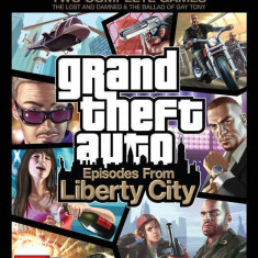 Joc PC Hype Grand Theft Auto Episodes from Liberty City - Jocuri PC Rockstar Games, Role playing, 18+, Single player