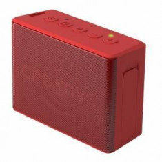Boxa portabila Creative bluetooth speaker MUVO 2C Red