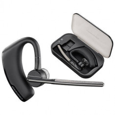 Casca bluetooth Plantronics PLB00076 Voyager Legend plus Charging Case Black - Handsfree GSM