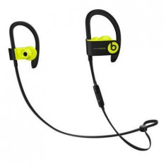 Casca de Telefon Beats bluetooth Powerbeats3 Wireless Negre Monster Beats by Dr. Dre, Casti In Ear